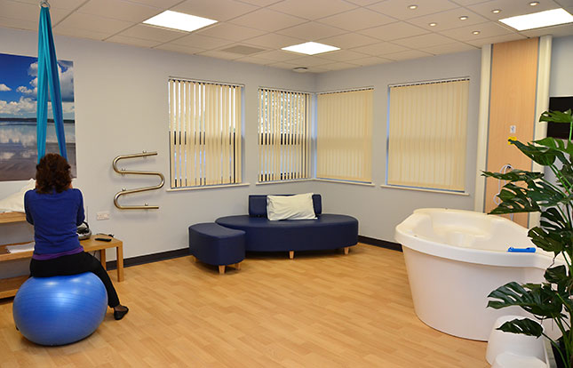 Main maternity   maidstone hospital birth centre